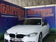 Used BMW 3 Series 320i M Performance Edition auto for sale in Pretoria, Gauteng